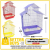 Bird cages, assorted sizes