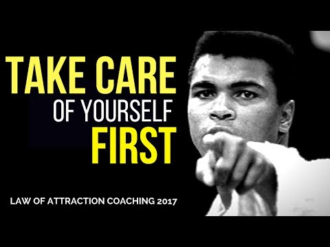 Take Care of Yourself FIRST (Tony Robbins, Jim Rohn, Les Brown, Jada Pinkett Smith)