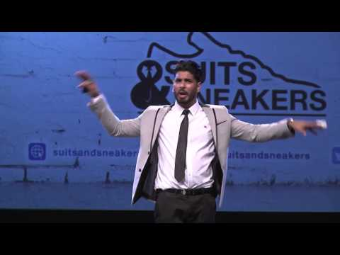 Suits & Sneakers 2: Kyle Cassim - Follow your passion even if you can't do it for a living