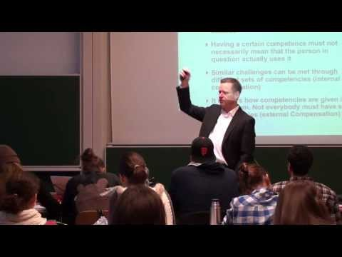 Human Resource Management Lecture Part 07 - Talent Development (1 of 2)