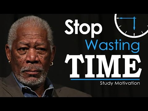 STOP WASTING TIME - Motivational Video for Success & Studying (Ft. Coach Hite)