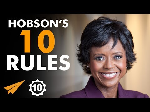 """Do Not Let People Talk You Out of Your DREAMS!"" - Mellody Hobson (@MellodyHobson)"