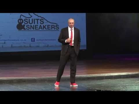 Suits & Sneakers 1: Mike Sham - Growing small business in South Africa in 2015
