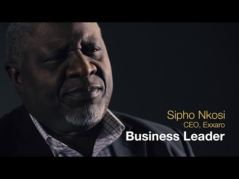 The Sipho Nkosi Business Leadership journey