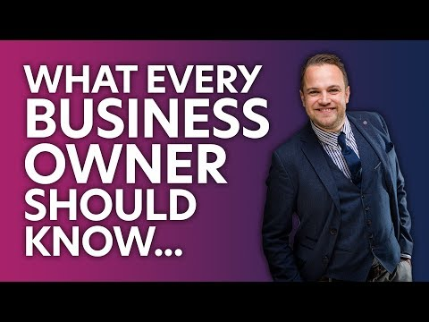 The Basics of Business Management - What EVERY Business Owner Should Know - James Sinclair