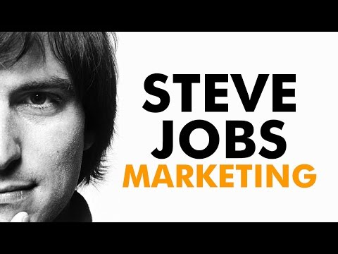 Steve Jobs' amazing marketing strategy - MUST WATCH