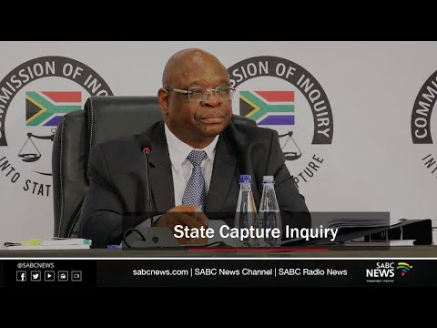 State Capture Inquiry | The Commission hears Eskom related evidence: Matshela Koko