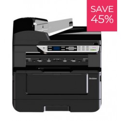 Avision  Duplex Multi-Functional Printer Including ID Card Scanner and 3 Toner Cartridges